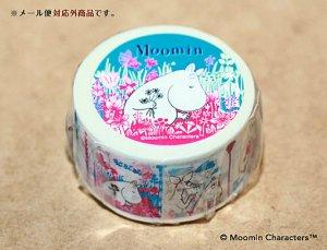 ムーミン マスキングテープ コミックシリーズ(ムーミン)30mm