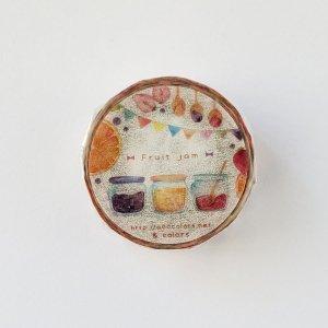 & colors マスキングテープ フルーツジャム