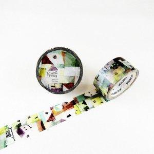小徑文化xLiangFeng マスキングテープ Prism World 20mm