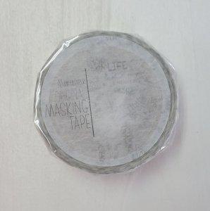 MiriKulo:rer(ミリクローレル) マスキングテープ PLANT