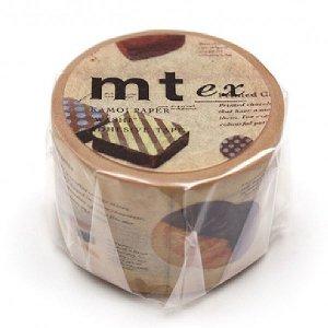 mtマスキングテープ ex  図鑑・チョコレート
