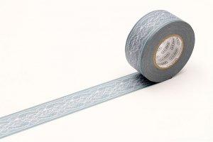 mtマスキングテープ PACK フラワーレース 25mm