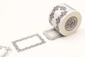 mtマスキングテープ PACK 飾り枠 45mm