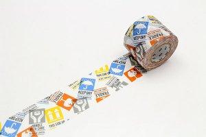 mtマスキングテープ PACK ケアマーク 45mm