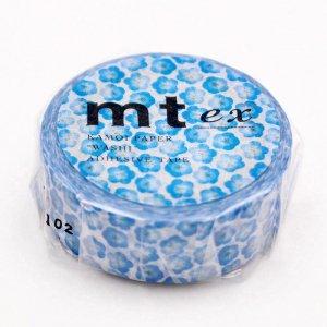 mtマスキングテープ ex ネモフィラ