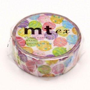 mtマスキングテープ ex ヨーヨー風船