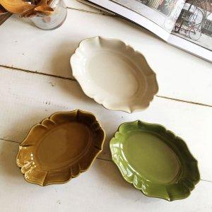 スタジオエム ラコットクルンプリS グラタン皿 耐熱皿