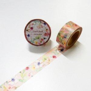 小徑文化xLiangFeng マスキングテープ Spring 20mm