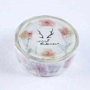 MiriKulo:rer(ミリクローレル) マスキングテープ cut flower