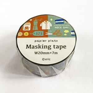 eric マスキングテープ Colors