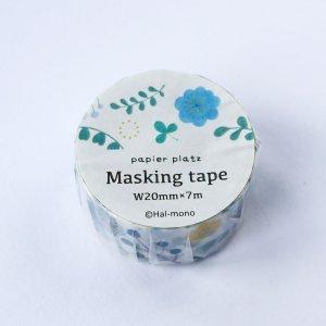 <img class='new_mark_img1' src='https://img.shop-pro.jp/img/new/icons13.gif' style='border:none;display:inline;margin:0px;padding:0px;width:auto;' />Hal-mono マスキングテープ hana
