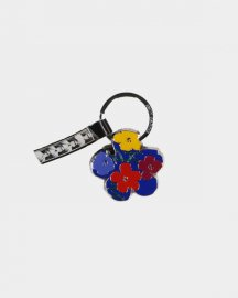 KEY-RINGS FLOWERS 01-03KYR