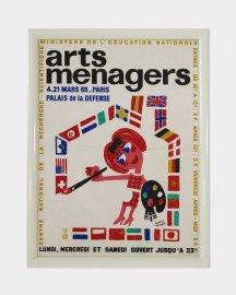 Arts menagers(1965) by Francis Bernard