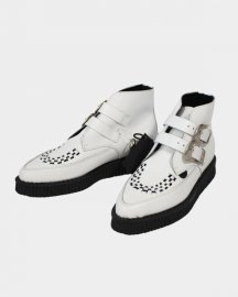 UNDER GROUND high cut rubber sole