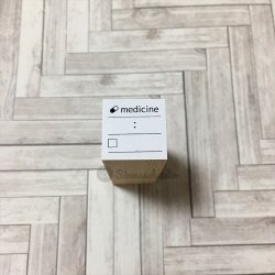 正方形 medicine time