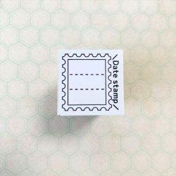 切手枠Date