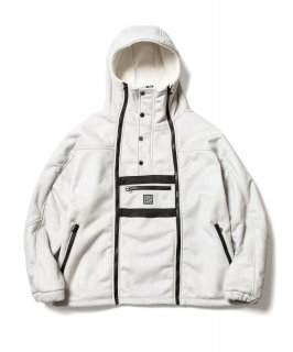 TECH MOUTON JKT (GRAY)