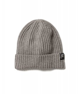 KNIT CAP (GRAY)