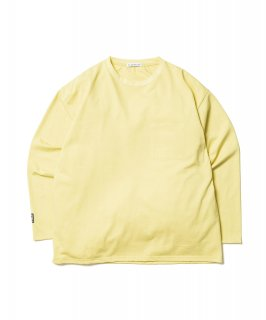 BIG L/S Tee (YELLOW)