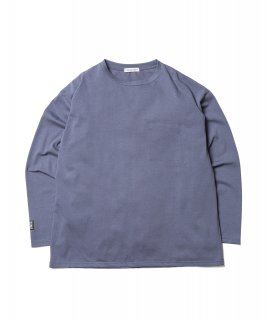 BIG L/S Tee (PURPLE)