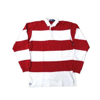90's POLO Ralph Lauren ラガーシャツ