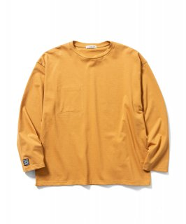 Reversible PKT L/S Tee (YELLOW)
