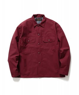 3LAYER UTILITY SHIRTS (RED)