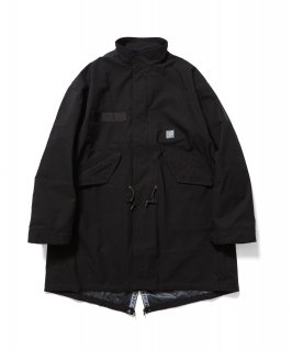 3LAYER MODS JKT (BLACK)【Four Store Limited】