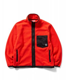 INNER FLEECE JKT (RED)