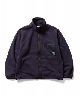 INNER FLEECE JKT (NAVY)