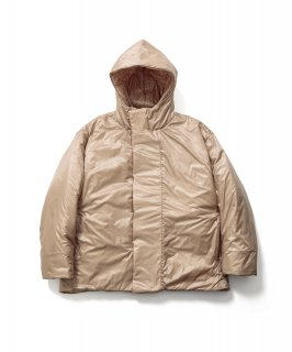 <img class='new_mark_img1' src='https://img.shop-pro.jp/img/new/icons5.gif' style='border:none;display:inline;margin:0px;padding:0px;width:auto;' />OVER PUFF HOODIE (BEIGE)