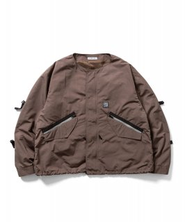 NO COLLAR MODS JKT (GRAY)