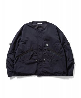 NO COLLAR MODS JKT (NAVY)