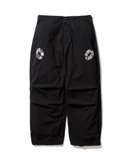 Damage MIL Pants (BLACK)
