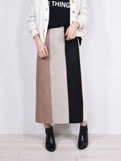 ROSIEE (ロージー) 4配色 タイトスカート