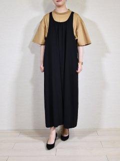 PASSIONE (パシオーネ) タックジャンパースカート
