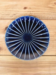 ぎやまん陶 八寸皿