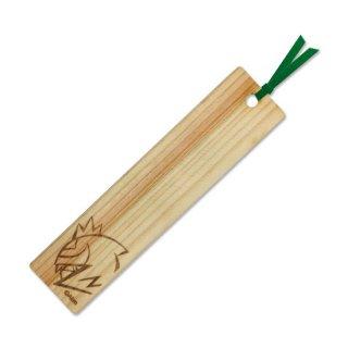 木製しおり