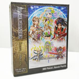 ジグソーパズル 美しき闘姫たち