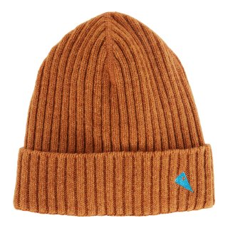 Barre Ribbed Cap [Dark Honey]