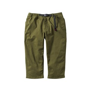 MIDDLE CUT PANTS [OLIVE]