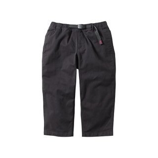 MIDDLE CUT PANTS [BLACK]