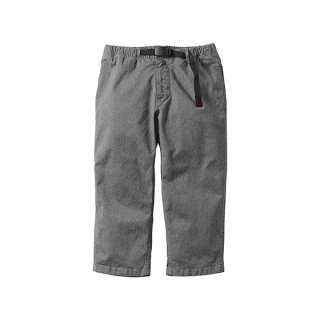 MIDDLE CUT PANTS [HEATHER GREY]