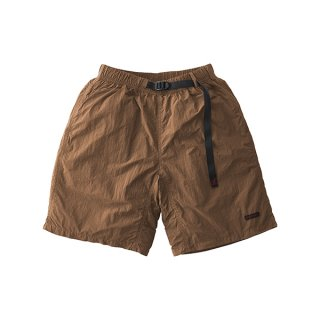 PACKABLE G-SHORTS [MOCHA]