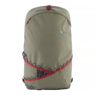 Bure Backpack 15L [Dusty Green-Burnt Russet]