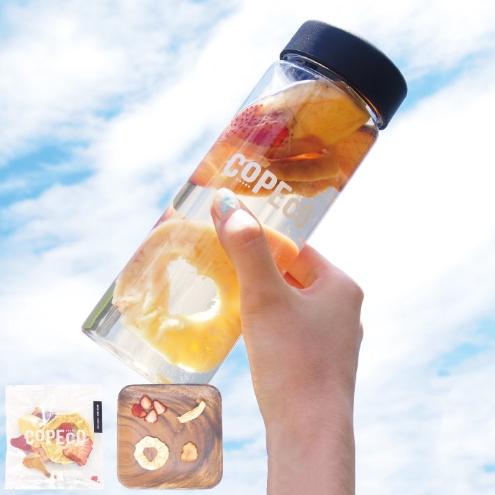 【国産・無添加】ドリンク用ドライフルーツミックス プリティ