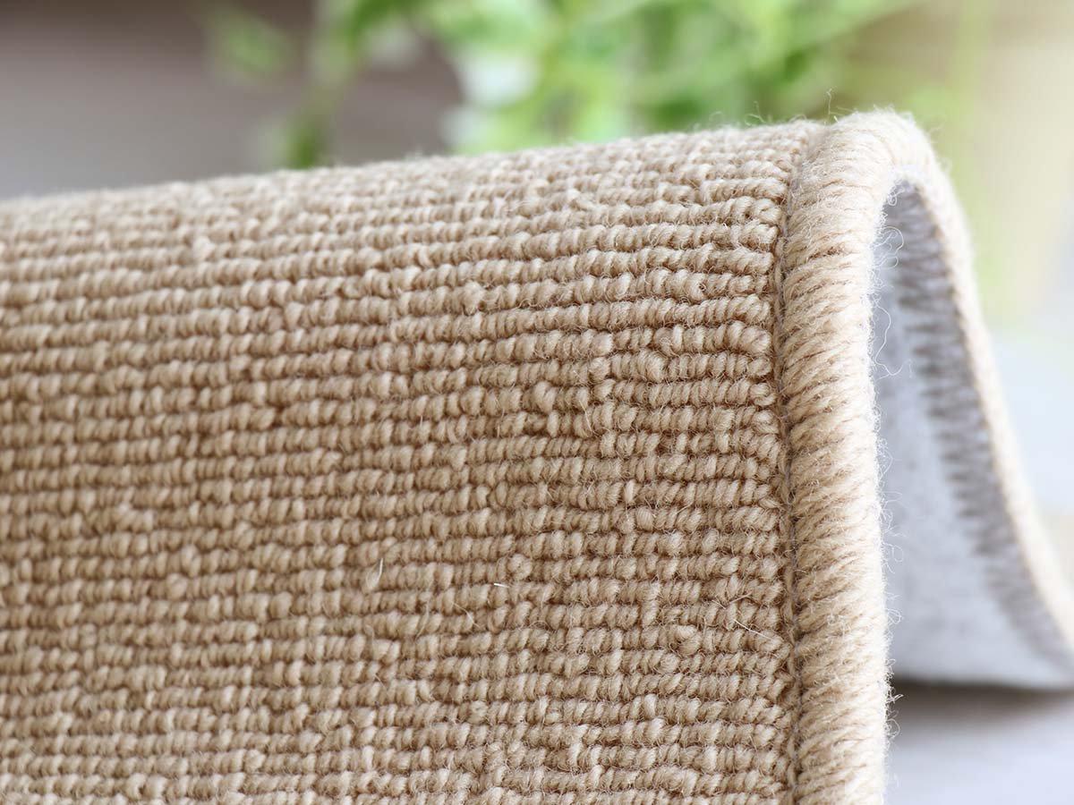 ウール敷き詰めカーペット
