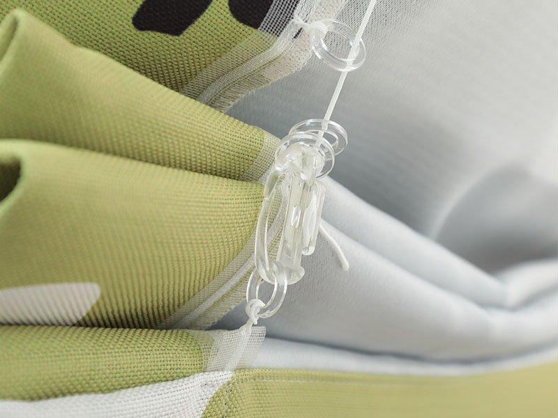 当店カーテン生地から自由にチョイス!100サイズから選べるシェードカーテン【ダブルチェーン式】■出荷目安:生地により通常より納期がかかります。
