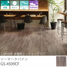 東リ クッションフロア『2.3mm厚 店舗用クッションフロア ソーマークパイン GS-4509CF』