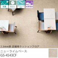 東リ クッションフロア『2.3mm厚 店舗用クッションフロア ニューライムベース GS-4543CF』